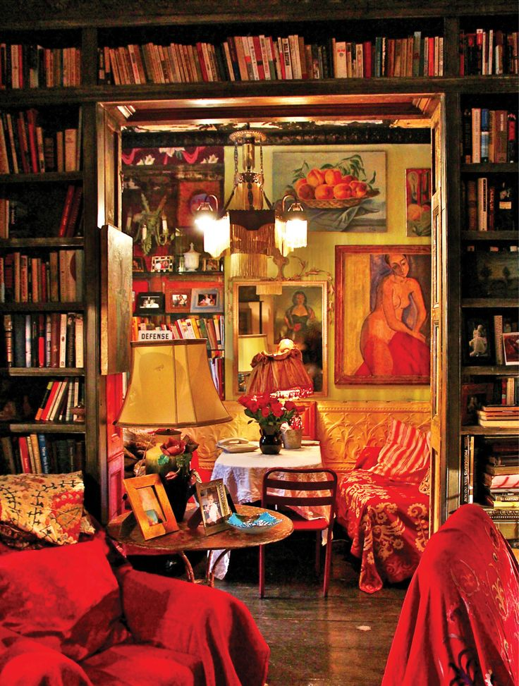 Inside Lorraine Kirke's Quirky, Inventive Interiors - -Wmag