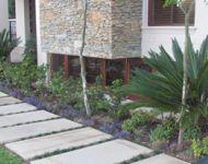 Use the Llandudno Slabs to create walkways.