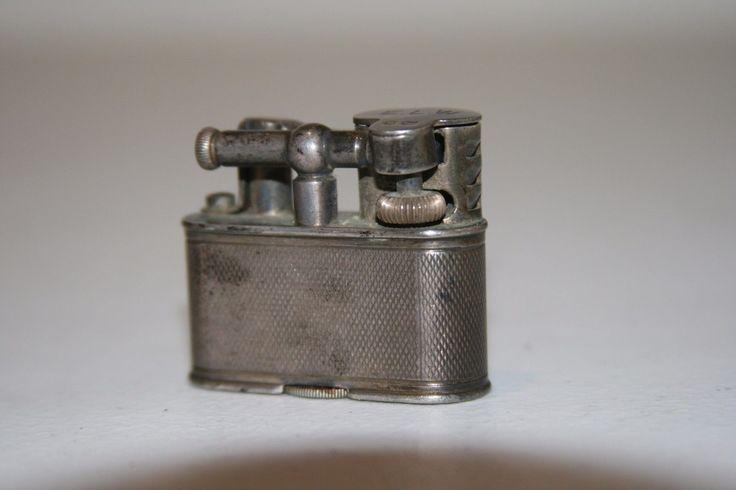 Antique Dunhill Lift Arm Cigarette Pipe Lighter RARE Nice   eBay