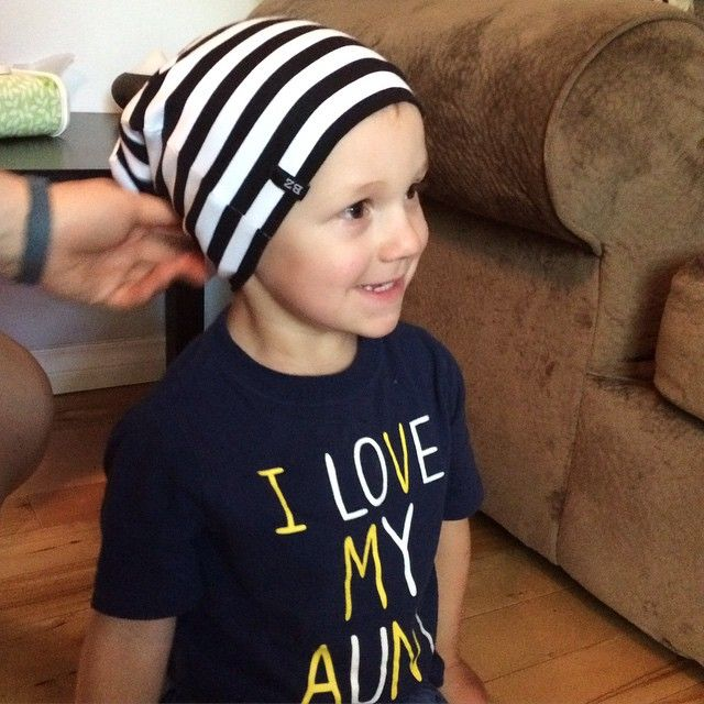 That SMILE!! his auntie sent me about a dozen blurry photos, always on the go this dude!What a ball of energy, I love it! Handsome Jagger is in our panda beanie available at ✖️www.brookz.co✖️ thanks for sharing @Amanda7johnston  #brookz#beanie#slouchybeanie#shopsmall