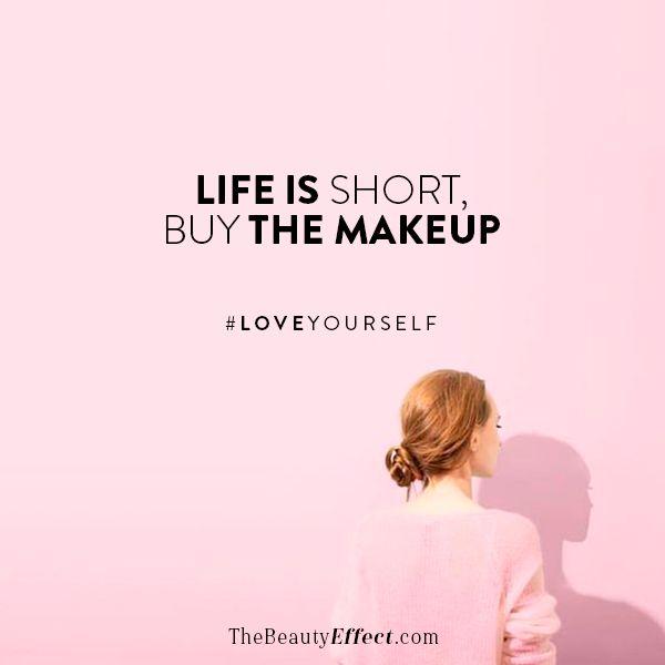 Si te hace sentir mejor, entonces ¿Por qué no? #LoveYourself