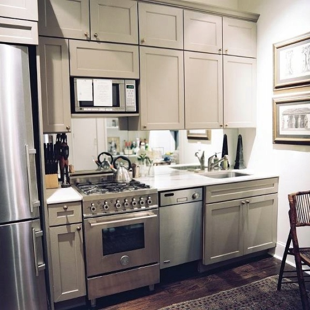 Kitchen Colors With White Cabinets And Stainless Appliances: 73 Best Bertazzoni Kitchens Images On Pinterest