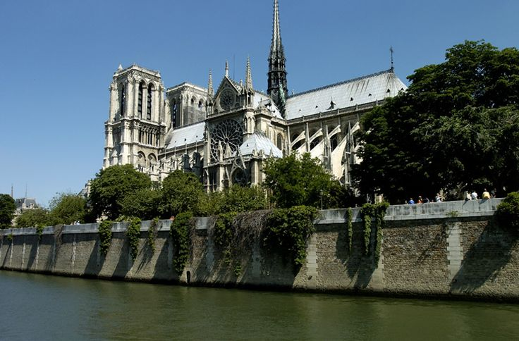 The Notre Dame Cathedral: Dame, Church, Cathedrals, River Cruise, Dame Cathedral, Our Lady