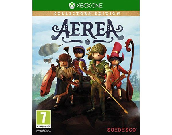Gra Xbox One AereA Collectors Edition