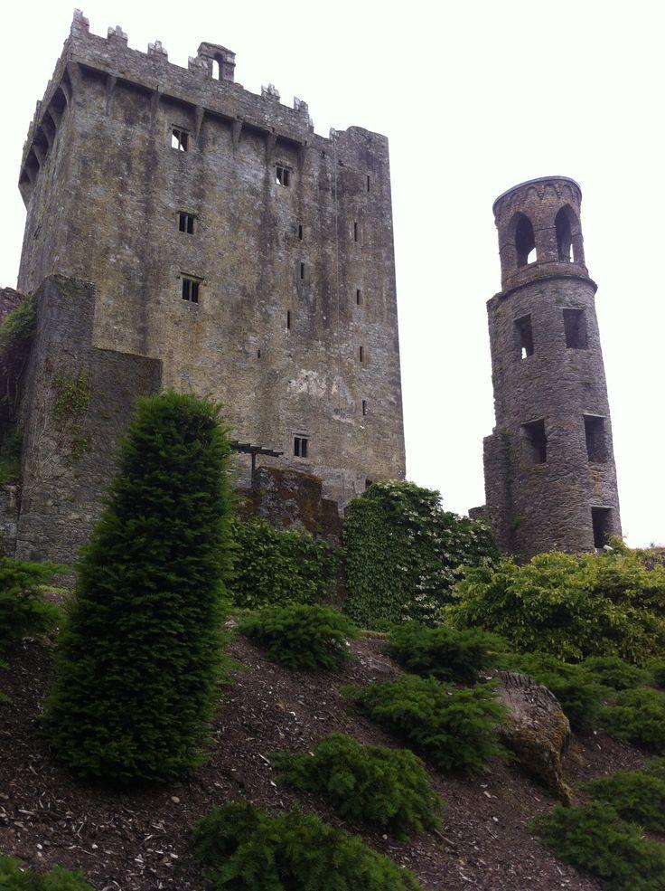 Blarney castle, #blarneystone