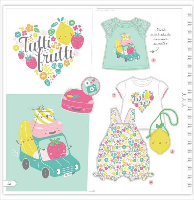 Future Perfekt Babywear Trend Book - S/S 2016 - Kidswear - Styling ...