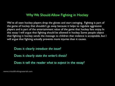 Teaching writing argumentative essays