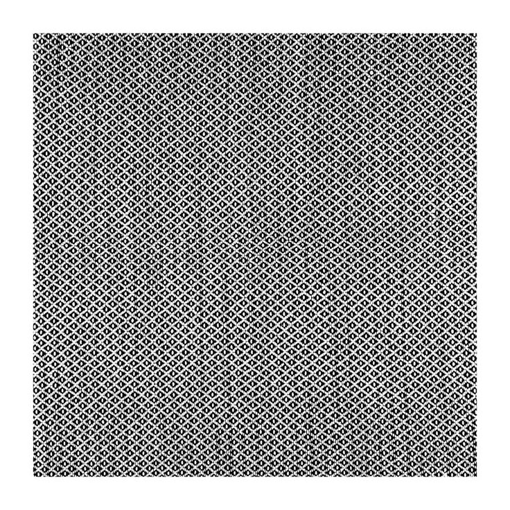 44 eu Vloerkleed zwart/wit - 120x180 cm | Xenos