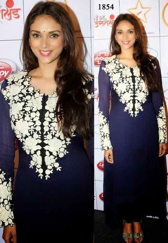 Aditi Blue Dress