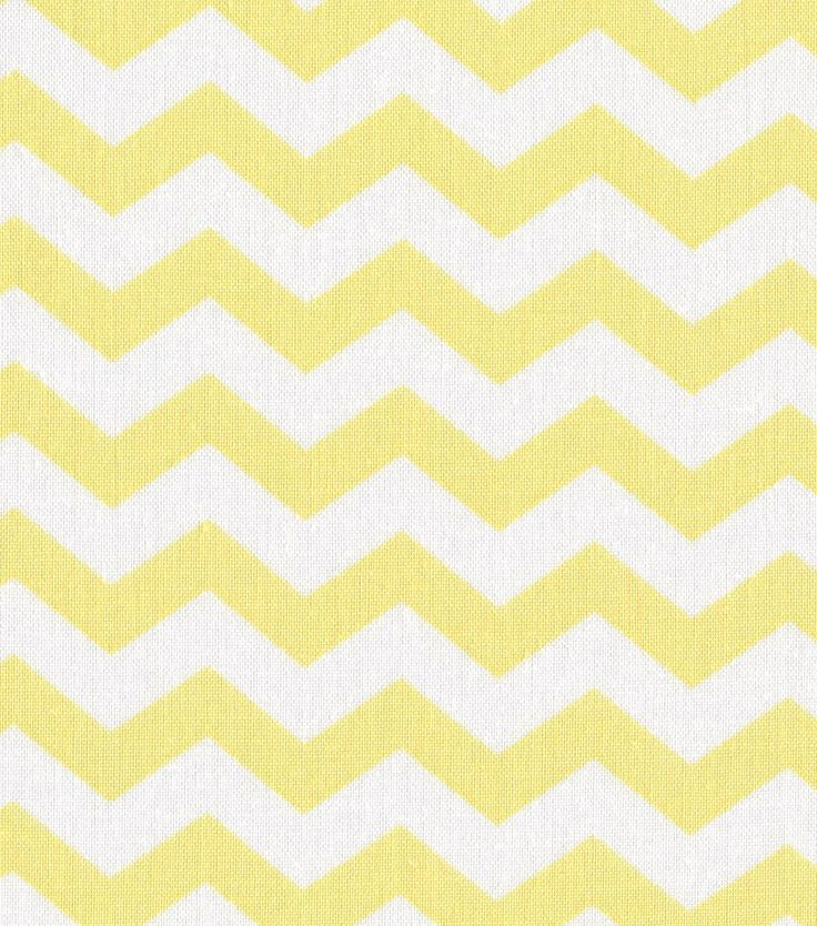 Nursery Fabric Baby Basics Chevron Print