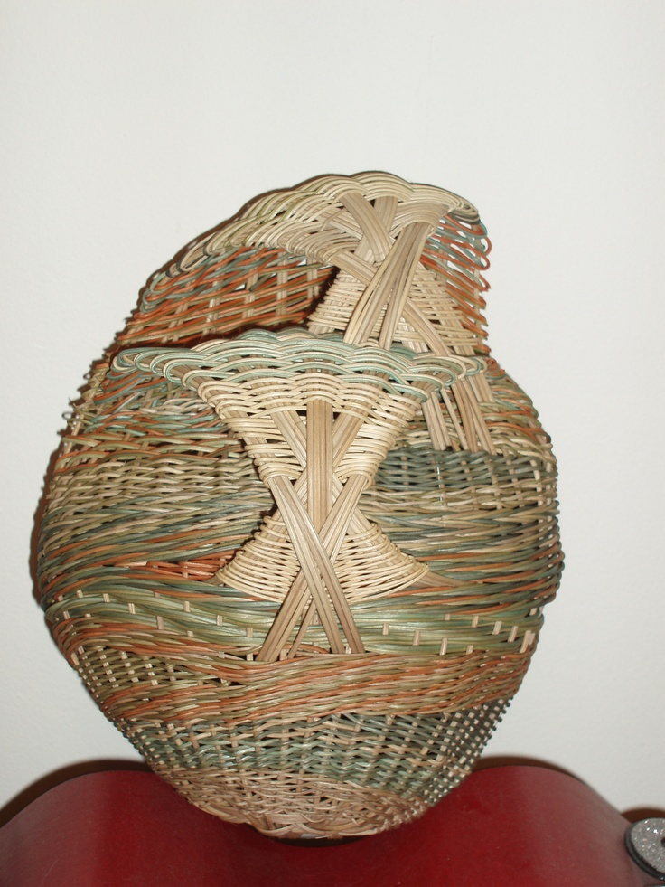 Basket Weaving Round Reed : Best images about wiklinowe pomys y on