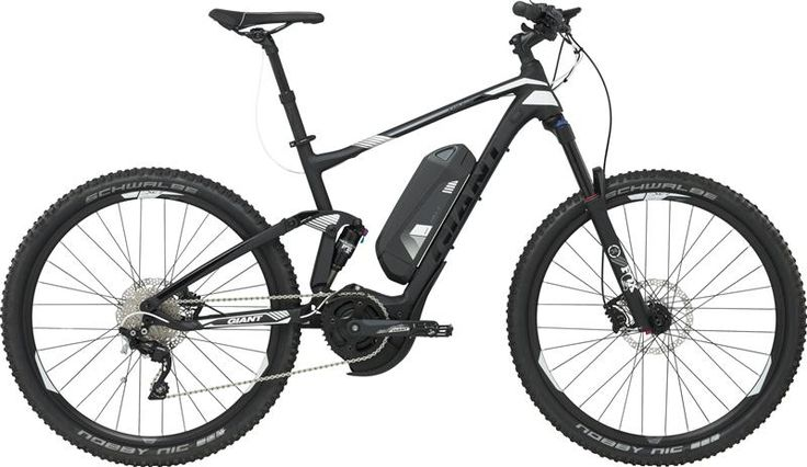 Full-E+ 1 - Giant Bicycles