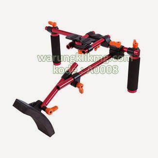 toko online multi produk : warungklikmg.com: Penyangga Kamera di Bahu / Adjustable Shoulder Rig...