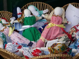 Linda Walsh Originals Dolls and Crafts Blog: The History Of Faceless Dolls - Updated February 2015 - Part III - Marafona Dolls of Portugal