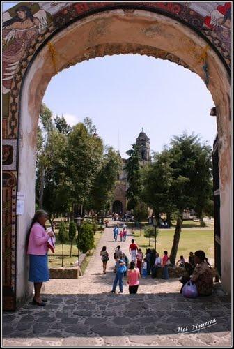 Tepoztlan, Morelos, Mèxic