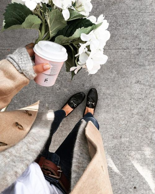See Want Shop Blogger Lisa Hamilton | Winter layers |