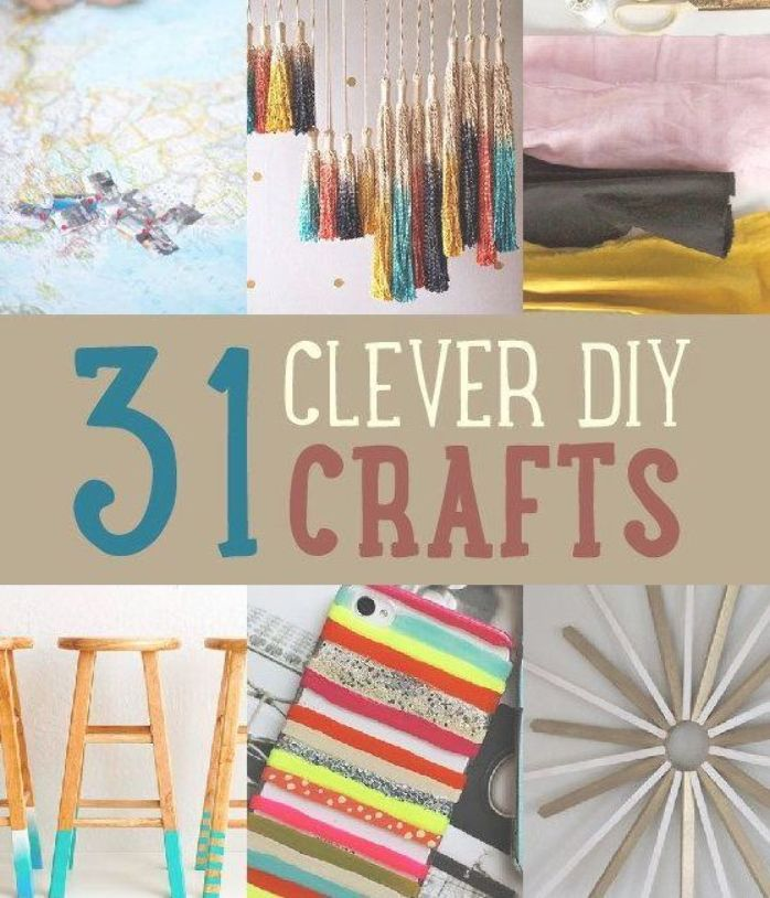 Want Cool Easy Diy Crafts Ideas And Projects Save On Homemade