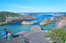 Denmark, Australia (Elephant Rocks)