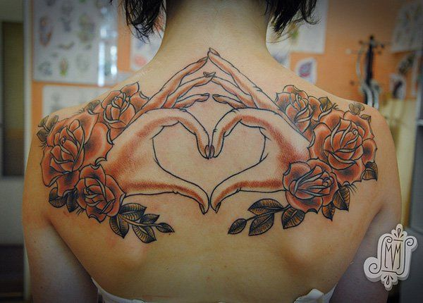 14 best Design Heart Tattoos images on Pinterest | Heart tattoo ...