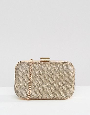 On SALE at 46% OFF! Glitter box clutch by Carvela. Cart by Carvela, Hard-case outer, Sparkle mesh design, Optional shoulder chain, Clasp closure, Elasticated inner, Wip...