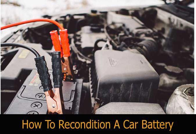 How To Fix A Dead Cell In A Car Battery Howdoyoureconditionacarbattery Dead Car Battery Car Battery Car Battery Charger