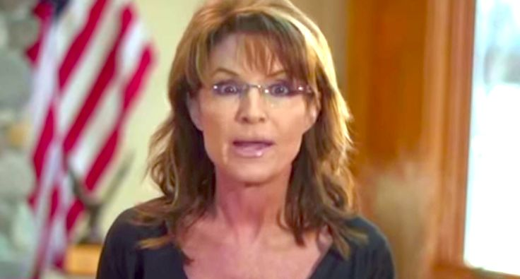 The internet gasps in horror after report claims Trump may appoint Sarah Palin to run the VA