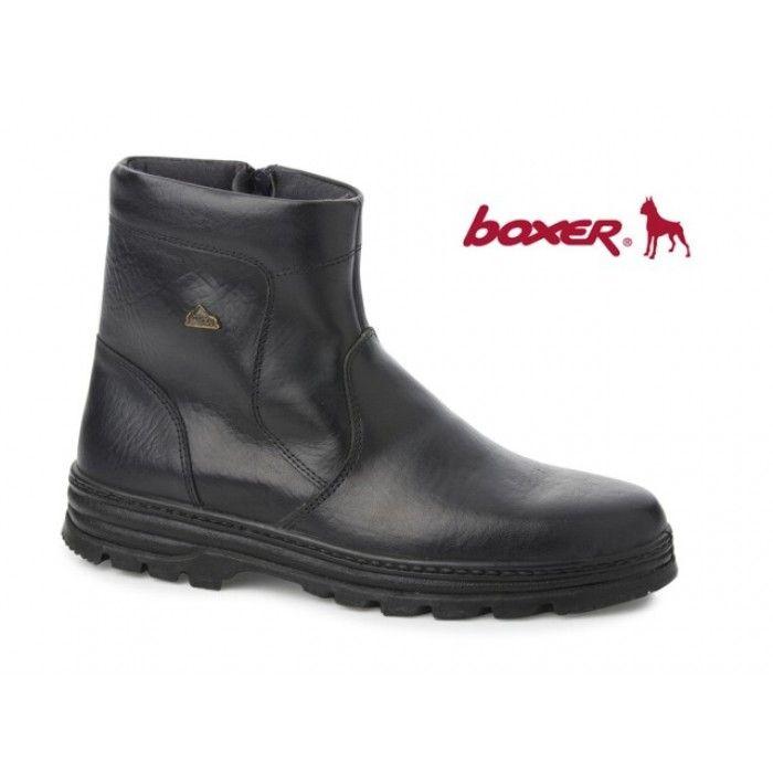 Boxer 01091 18-111 Μαύρο