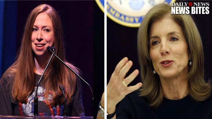 They weren't ready for Hillary, and now they're definitely not ready for her daughter, Chelsea Clinton.