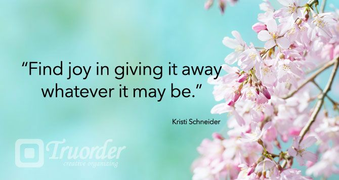 Truorder Inspirational Quote Of The Day.
