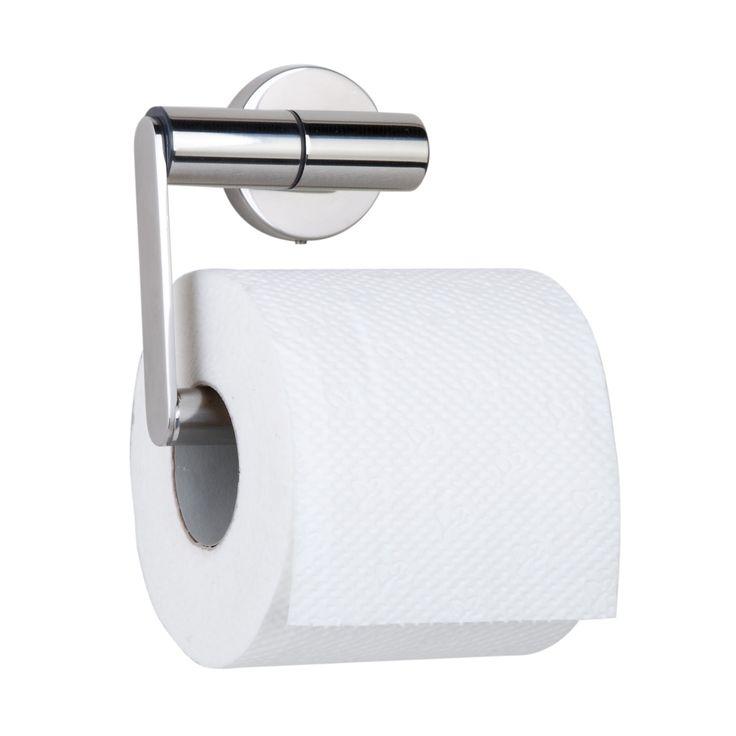 De toiletrolhouder van Boston is er in de kleuren chroom en rvs en met klep.  Dit product kan worden geschroefd, maar kan ook met Tigerfix 1 op een gladde en stevige ondergrond geplakt worden. U hoeft dus niet te boren. (Tigerfix is los leverbaar). Onderdeel van de Boston badkamer badkamer, dat verder bestaat uit kranen, badmeubelen, douche accessoires en douchecabines, alles in dezelfde stijl.