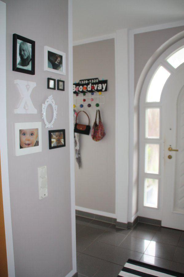 Die besten 25+ Flur tapete Ideen auf Pinterest Wohnzimmer-tapete - schlafzimmer farbig gestalten