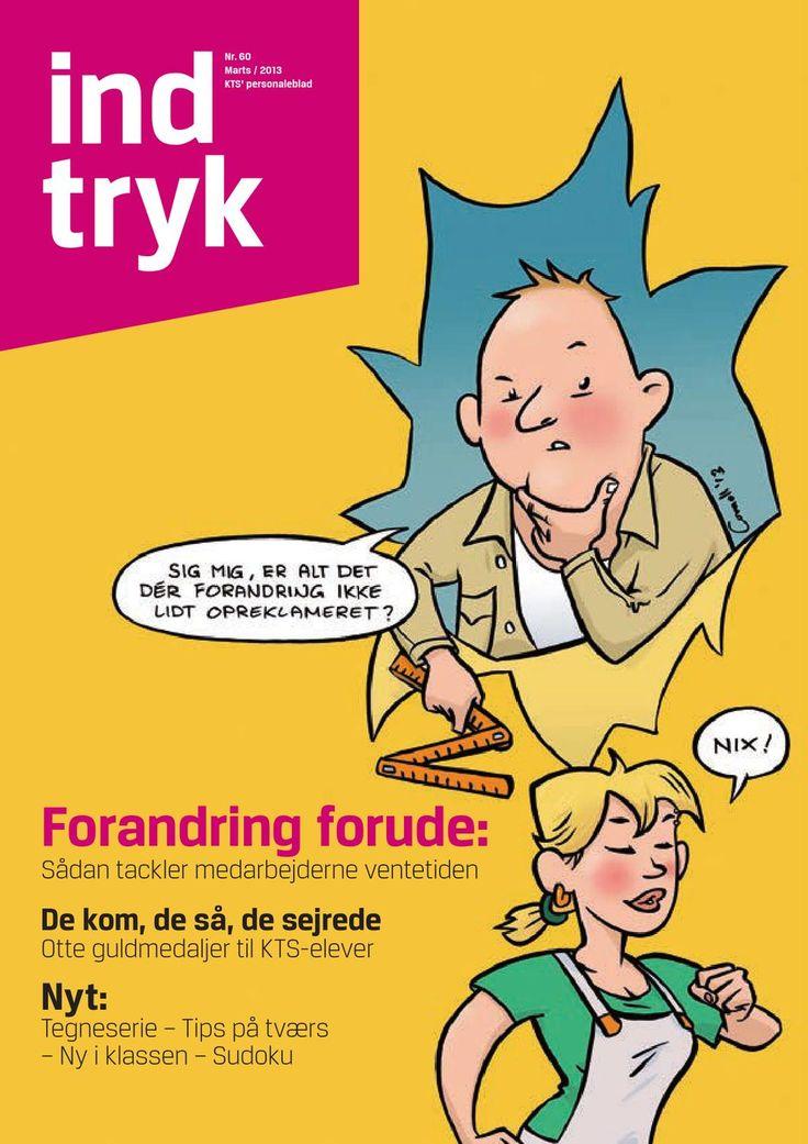Cover illustration, KTS.