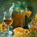приготовление настоек из меда на спирту или водке