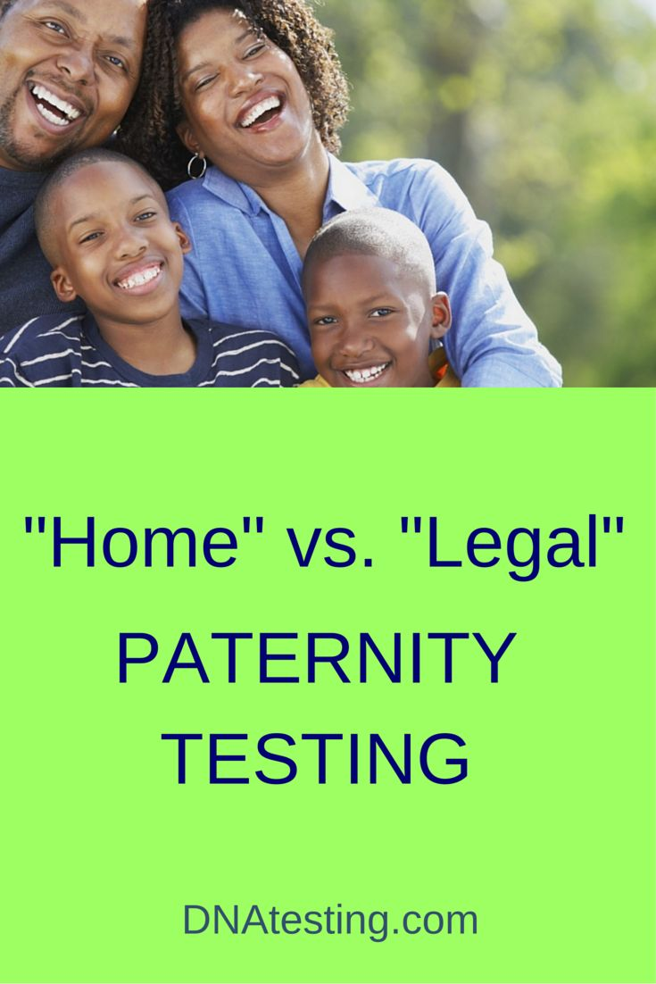 When it comes to paternity testing, the public has two choices: a home paternity test and a legal paternity test. What are the differences? This short article from DNAtesting.com gives the answers.