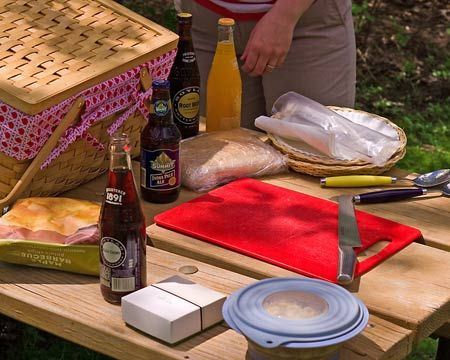 The Perfect Picnic Lunch Menu
