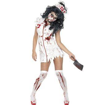 Lovehoney - Fever Zombie Nurse Halloween Costume (£26.99)