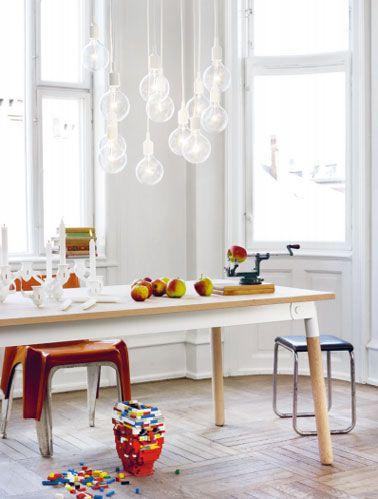 les 69 meilleures images du tableau clairer ma maison sur pinterest applique murale designs. Black Bedroom Furniture Sets. Home Design Ideas