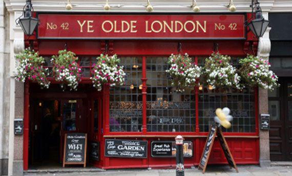 5 pub di Londra da vedere assolutamente | Masterchef UK