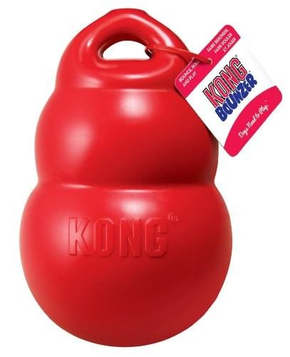 KONG Medium Bounzer Dog Toy - Chew Toys #Dogs #Dog #Pets #Pet #Gift #Gifts #Christmas #Holiday #Holidays #Present #Presents #Accessories #Dog #Dogs #Chew #Toys #Toy