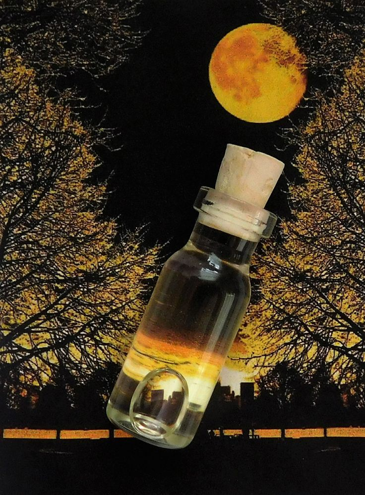 FULL MOON MAGICK: Monthly Full Moon Ritual Oil, January Thru December Full Moons, Anointing Oil, Esbat Oil, Potion~ Wicca Witchcraft Pagan