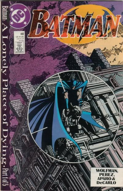 46 best batman images on pinterest comics batman comics and comic batman comics vol 1 dc comics death of jason todd ten nights of the beast batmanyear one zero year fandeluxe Gallery