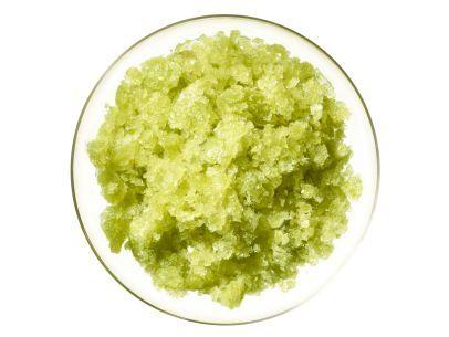 Green Apple-Mint Granita