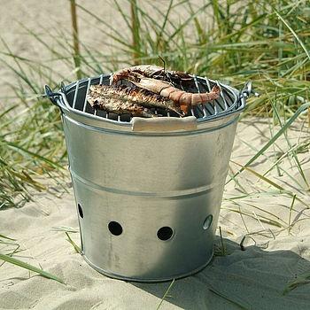 Barbeque Bucket