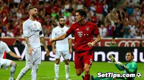 Бавария - Реал Мадрид прогноз: голов будет много?