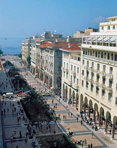 Explore Macedonia:  Thessaloniki - Greece