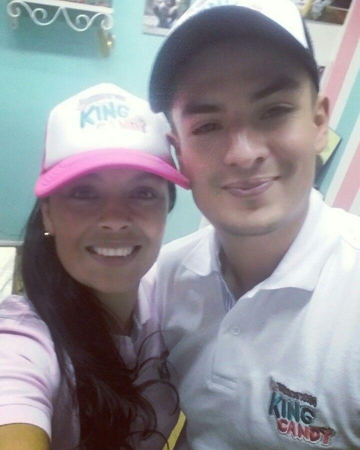 Amores!! Felicidad total 2 años KING CANDY!!