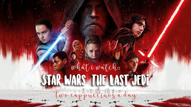 Two Cappuccinos A Day: The Last Jedi: Should I Ship Rey and Kylo Ren?