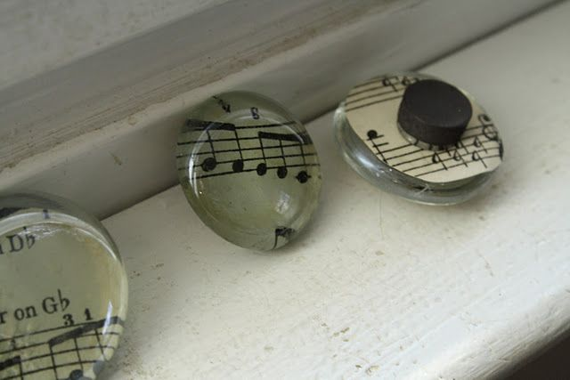 DIY gifts for music teacher: anyone who wants to make these for me, I would really like them :)
