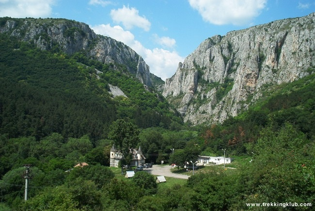#Cheile_Turzii gorges - #Trascau_mountains