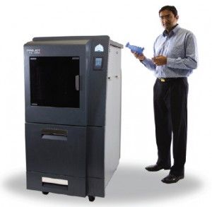 8 new models of Pro-Jet3500 3D printers range have been launched by 3D Systems lately. It was a welcome announcement from the company for enthusiastic investors.